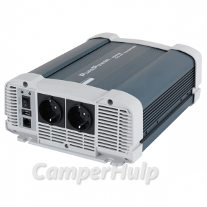 PUREPOWER INVERTER 24VDC-230VAC 600 WATT