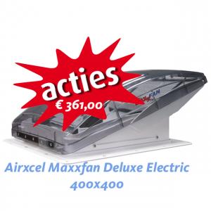 Airxcel Maxxfan Deluxe Electric